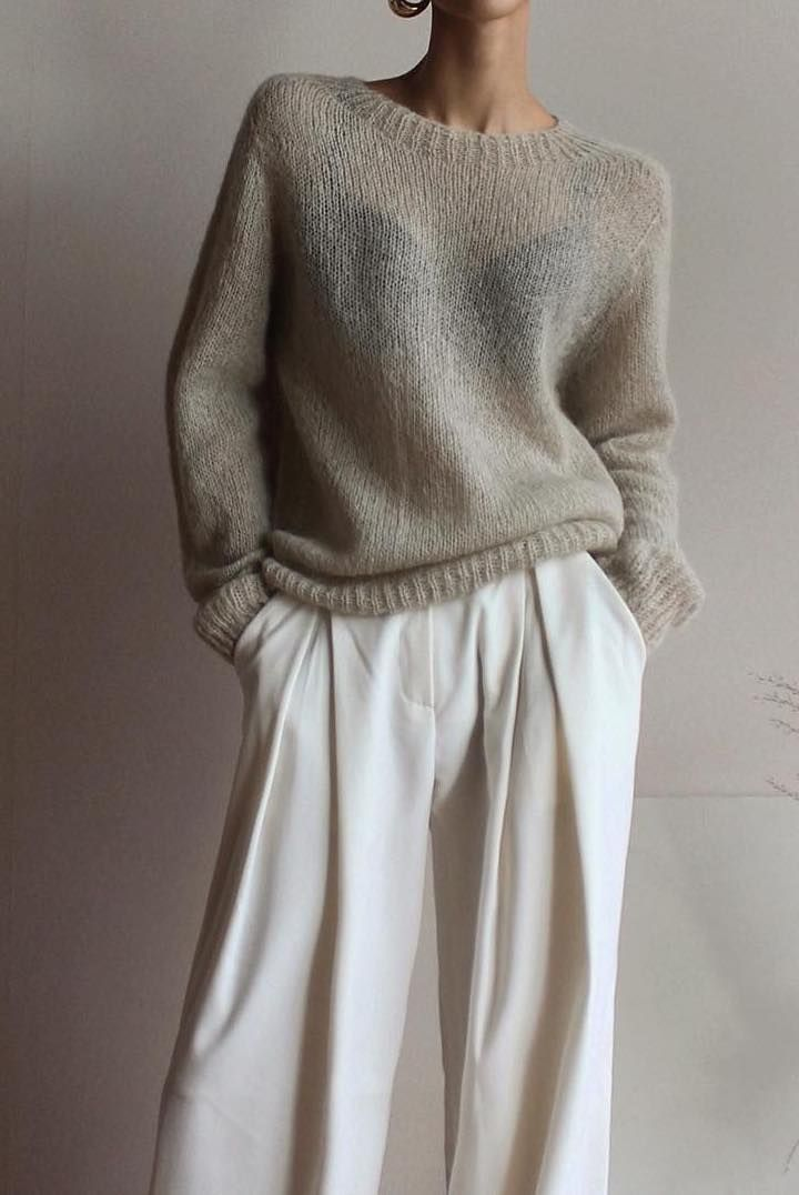 Minimal and Chic Outfits Ideas
