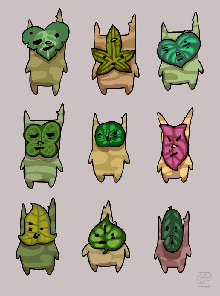 Koroks by go-ccart | The Legend of Zelda: Wind Waker ...
