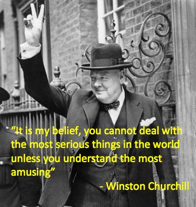 Servant Leadership - Winston Churchill