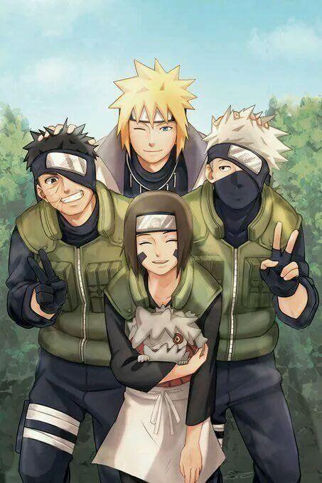Naruto Shippuden porno tegneserier