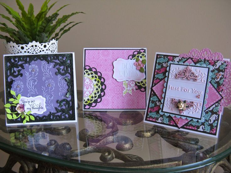 Couture Creations: Trio of Cards by Jo Piccirilli | #couturecreationsaus #cards #allocassion #decorativedies #embossingfolders #nestingdies