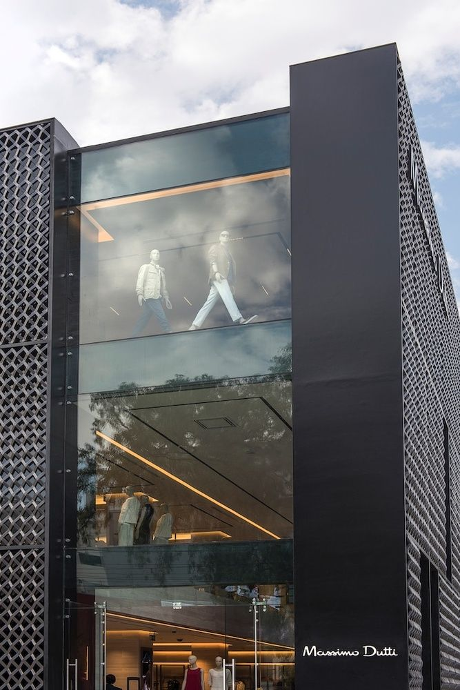 Gallery of Massimo Dutti / Sordo Madaleno Arquitectos - 7