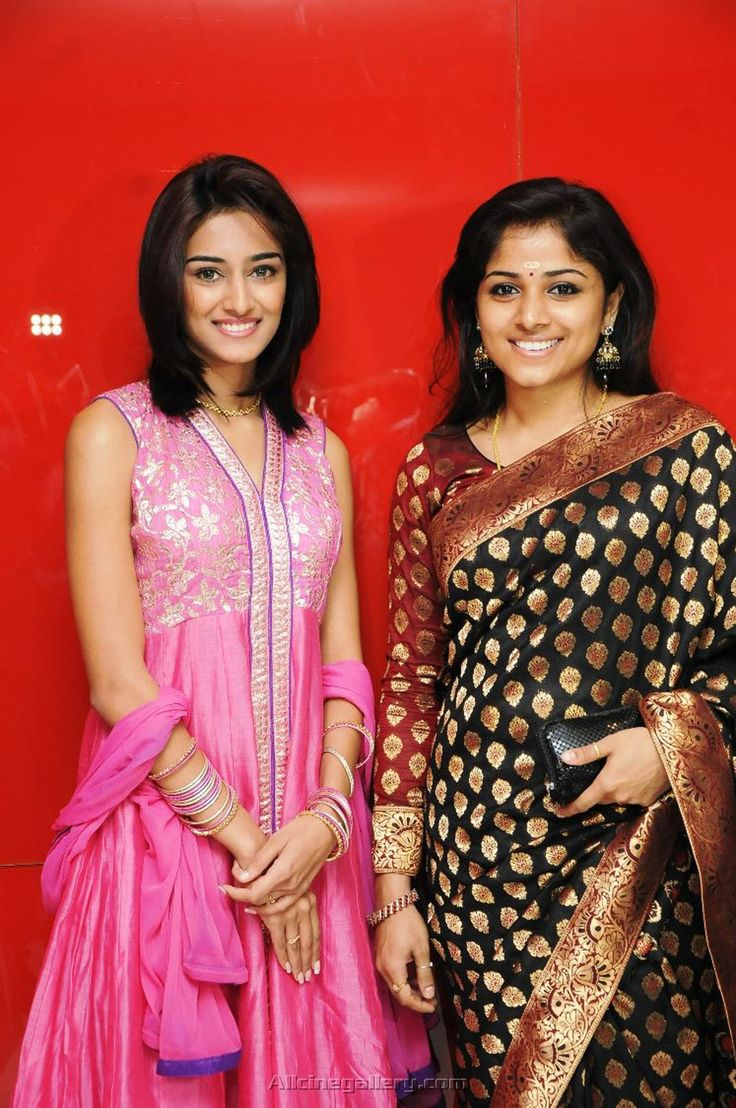 Erica Fernandes and Mirthika at 555 Audio Launch