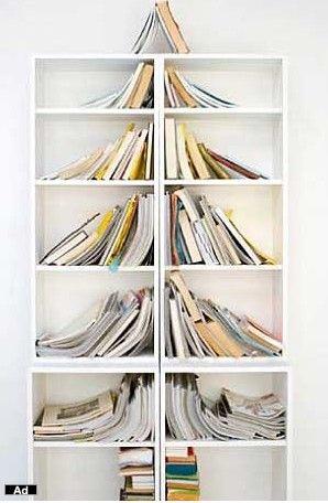 Interior Inspiration - DIY Alternative Christmas Tree Ideas