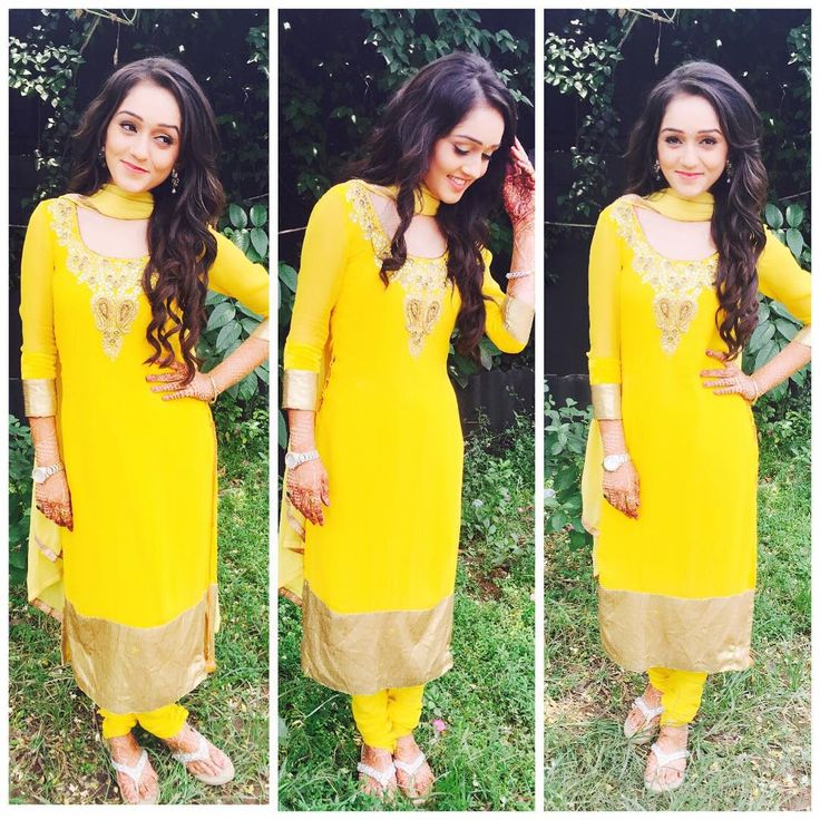 Onset #behnakihaldi #yellowloving #meeramodi #indianalltheway