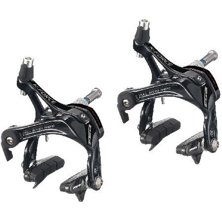 FSA K-Force Brake Caliper Set Rim Brakes It uses thrust bearings for improved smoothness, longevity and serviceability. Titanium hardware is used throughout, as are carbon pad holders, for improved weight. http://www.MightGet.com/january-2017-11/fsa-k-force-brake-caliper-set-rim-brakes.asp