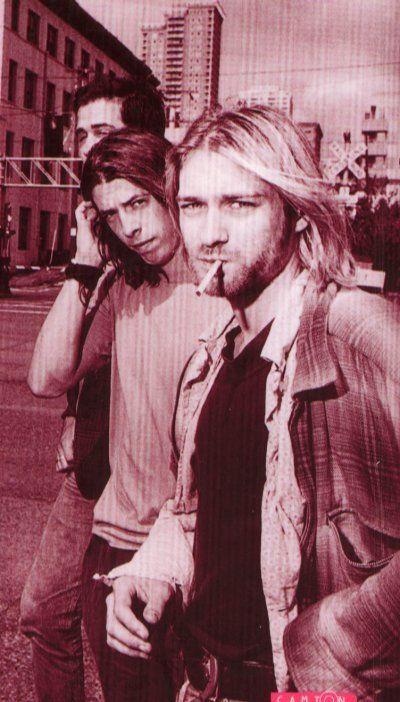 Dave Grohl Nirvana | Dave Grohl Nirvana♥
