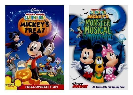Mickey Mouse Clubhouse Dvd Set