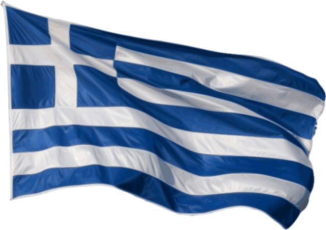 bandeira grega