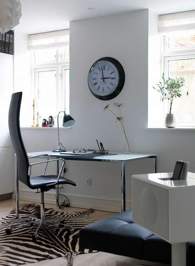 home office workspace betina stompe denmark - Design A Home Office