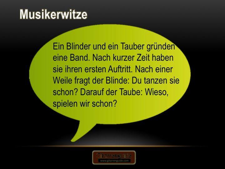 Top 14 der coolsten Musiker Witze, Gitarristen Sprüche und mehr...