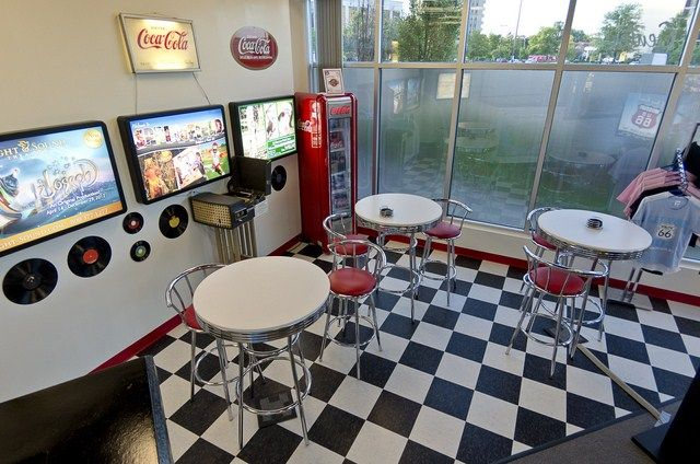19 best images about route 66 on pinterest signs retro decorating and arizona. Black Bedroom Furniture Sets. Home Design Ideas
