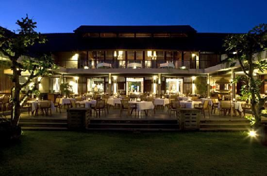 Metis Restaurant- amazing French Mediterranean restaurant in beautiful Bali, Indonesia.