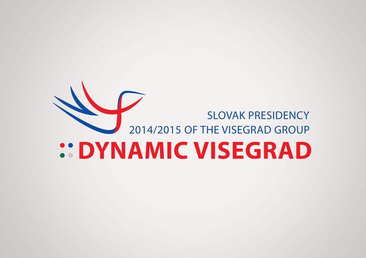 Logo of Slovak presidency 2014/2015 of the Visegrad group