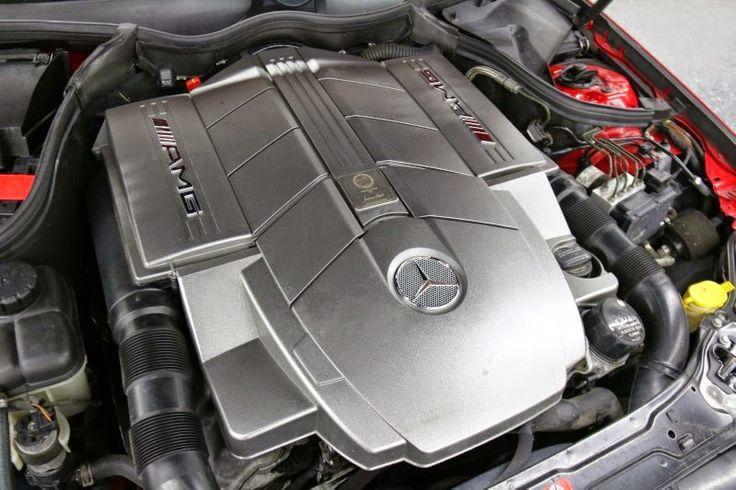 c55 amg engine