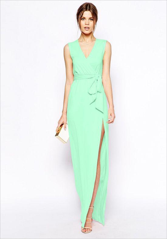 10 Wedding Guest Dresses For Under $60 #weddingchicks http://www.weddingchicks.com/10-wedding-guest-dresses-for-under-60/