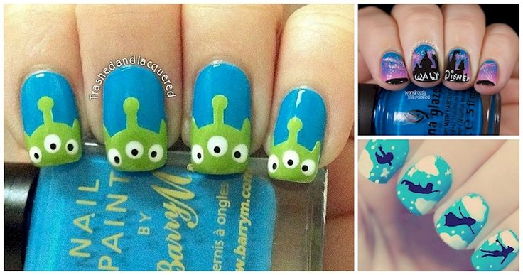These are awesome! I love the mermaid one!