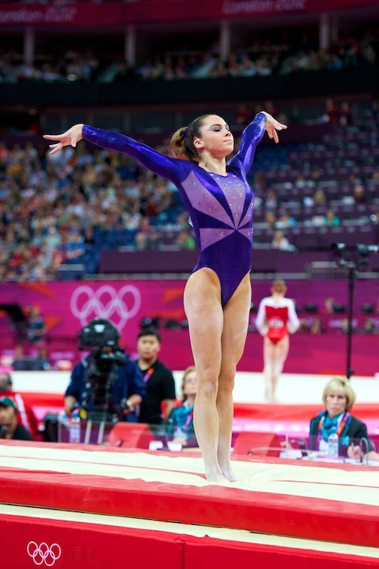 McKayla Maroney - women's artistic gymnastics qualifications