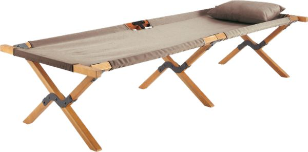 Selous Camp Bed