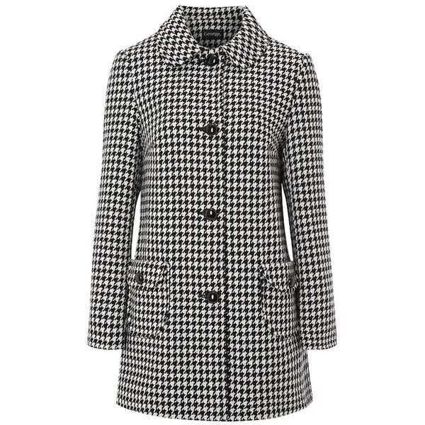 Warehouse Colour Block Parka Coat, 95 ❤ liked on Polyvore featuring outerwear, coats, color block parka, colorblock parka, white parka coat, warehouse coats and white coat