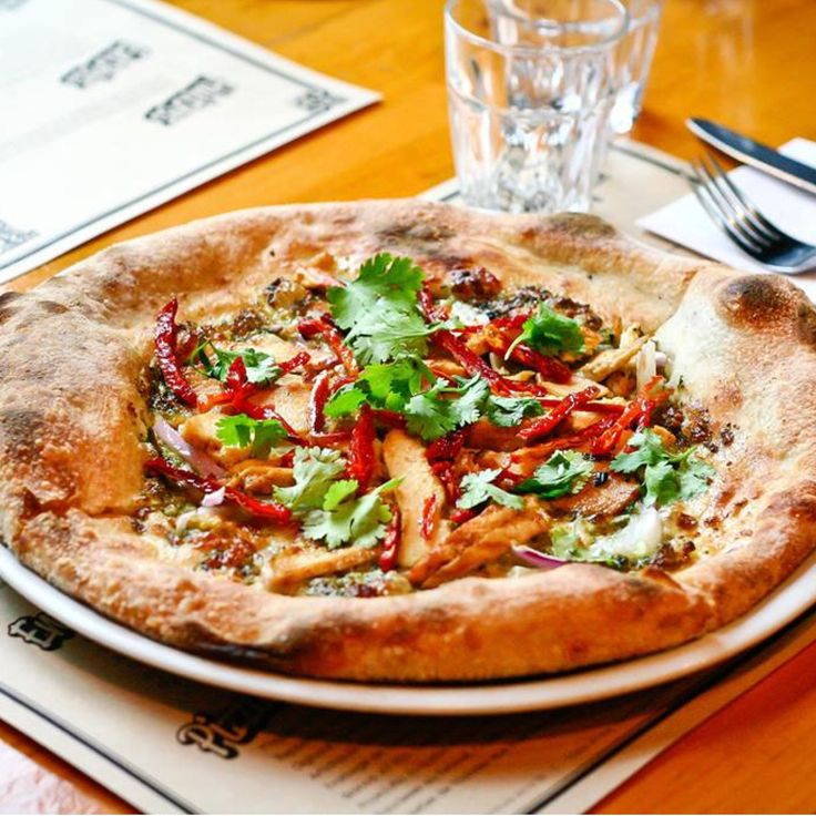 A Pizza Lover's Guide to Montreal