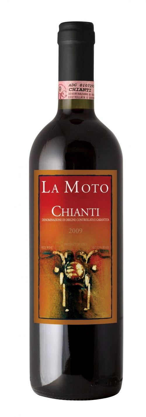 La Moto Chianti Wine from Italy seeking for distributors - Beverage Trade Network