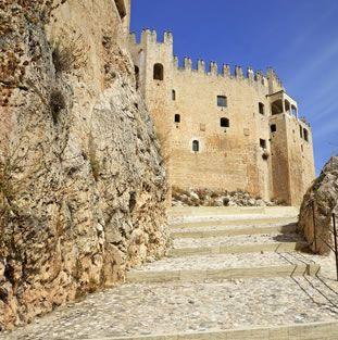 Velez Blanco castle