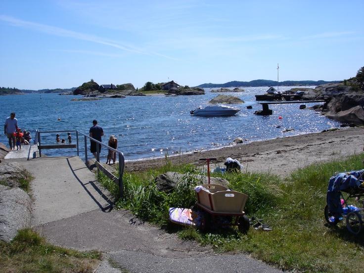 Vesterøya, Sandefjord