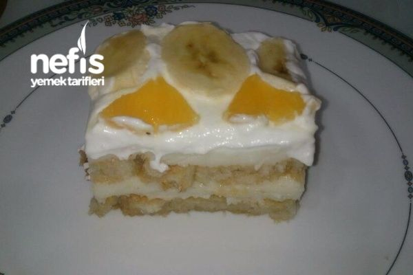 2 Katlı Etimek Tatlısı (Yaş pasta tadında) Tarifi nasıl yapılır? 597 kişinin defterindeki bu tarifin resimli anlatımı ve deneyenlerin fotoğrafları burada. Yazar: hulya-ysr