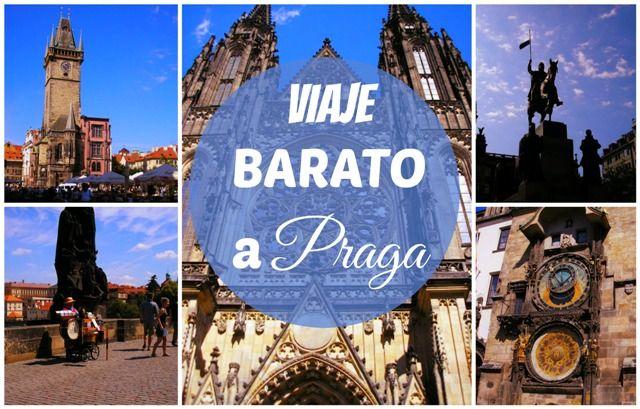 ¿Te gustaría visitar Praga? No te pierdas los consejos de Laura para organizar un viaje barato. #ahorrar