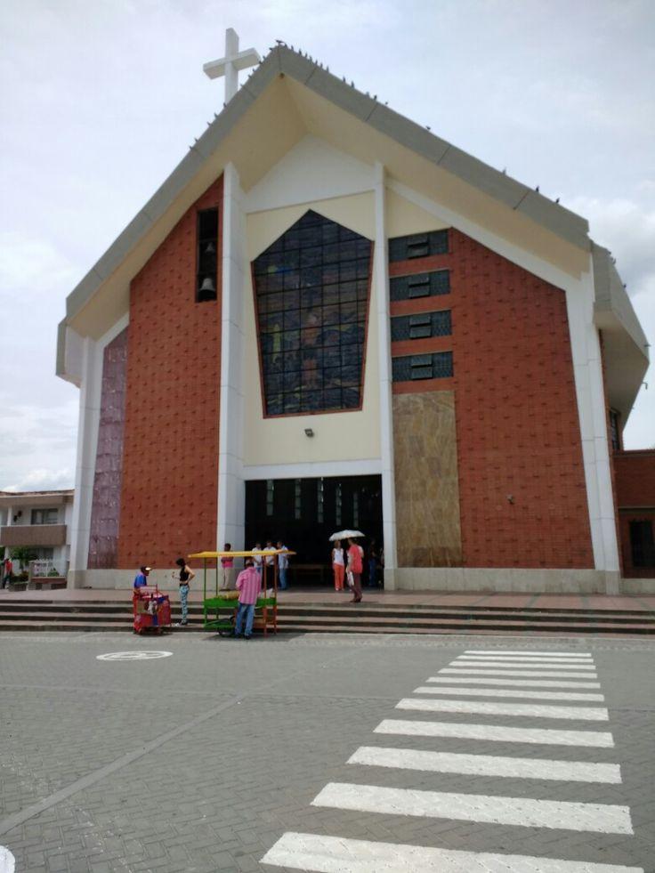 Iglesia de San Sebastián de Roldanillo