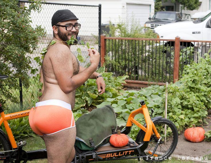 MBMA Bike Calendar 2013; minneapolis bike messengers; pumpkin butt; october;  $10.00 plus shipping