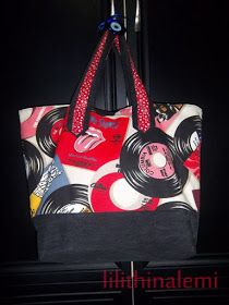 ....# Lilithin #....: Plaklı Son Çanta Tote bag