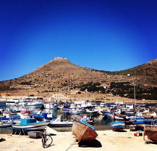 Favignana, Sicilia