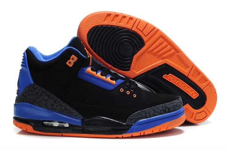 https://www.hijordan.com/air-jordan-3-blue-black-orange-p-717.html Only$72.46 AIR #JORDAN 3 BLUE BLACK ORANGE #Free #Shipping!