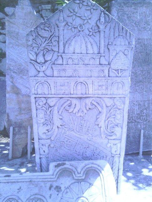 Tire Müzesi,mezar taşı