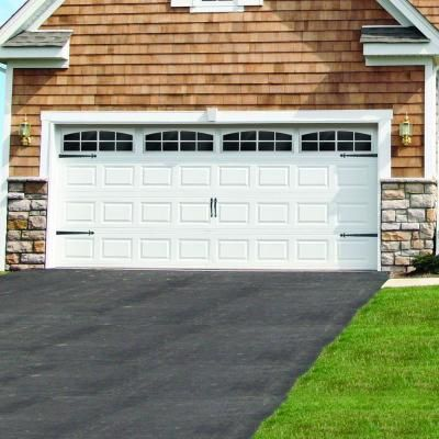 33 best home garage images on pinterest driveway ideas for Home hardware garage packages