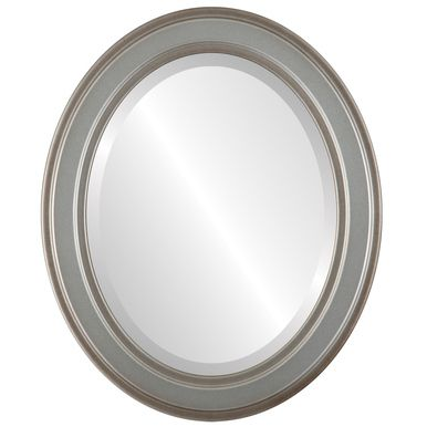 Best Home Decor Wall Spaces Images On Pinterest Wall - Contemporary oval mirrors