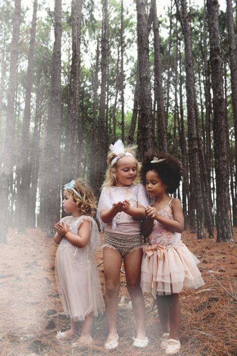 Tutu Du Monde / Wedding Style Inspiration / LANE.L'Officiel Enfant