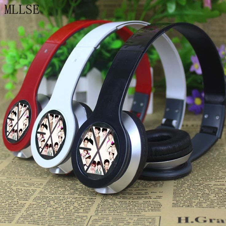 11.92$  Buy here - http://alirb1.shopchina.info/1/go.php?t=32742756395 - MLLSE EXO KPOP Headband Headphones Earphone 3.5mm Portable Stereo Bass Game Headset for Iphone Samsung Xiaomi PC MP3 Player PS4 11.92$ #buyininternet