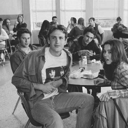 Freaks and Geeks. Such a shame that this show was cancelled prematurely.