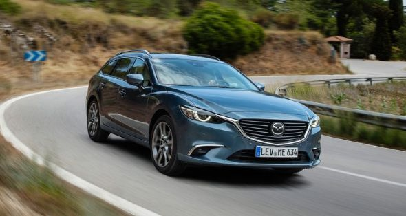 2017 Mazda 6 Wagon Performance