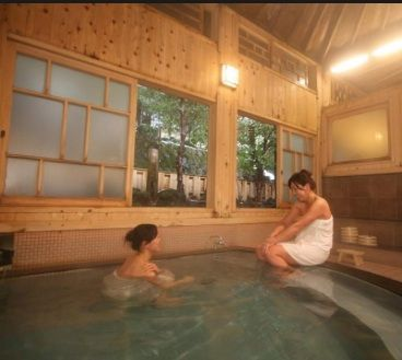 Onsen – a great luxury in Japan and very good for …