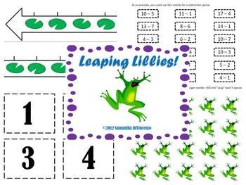 Your kiddos will love these interactive subtraction activities! $1.50: Classroom Resources, Math Addition, School, Kindergarten Math, Maths Ideas, Junior Teaching, Prek K Fun, Interactive Subtraction, Addition Subtraction