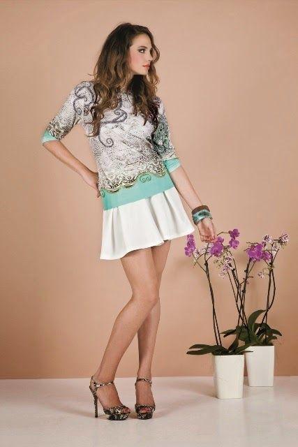 Paola Davoli Spring Fashion 2015 Collection
