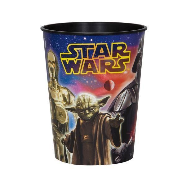 Star Wars - 16oz Plastic Cup