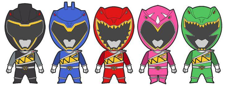 Power Rangers Dino Charge-Zyuden Sentai Kyoryuger by Lysergic44