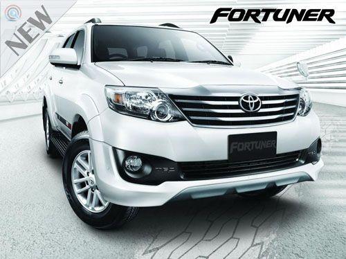 Harga Toyota Fortuner berikut Spesifikasinya