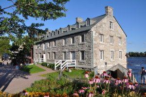 Ile des Moulins, Terrebonne Québec, Canada