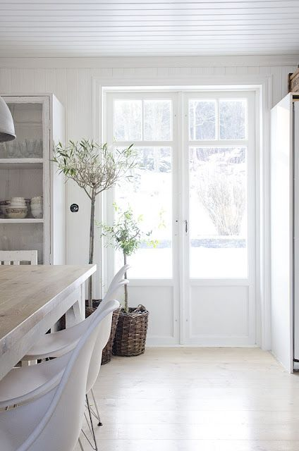 lovely French doors